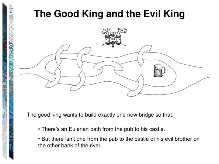 The Good King and the Evil King