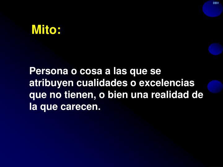 Mito: