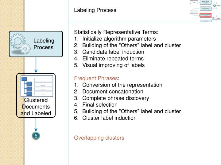 Labeling Process