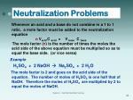 neutralization problems2