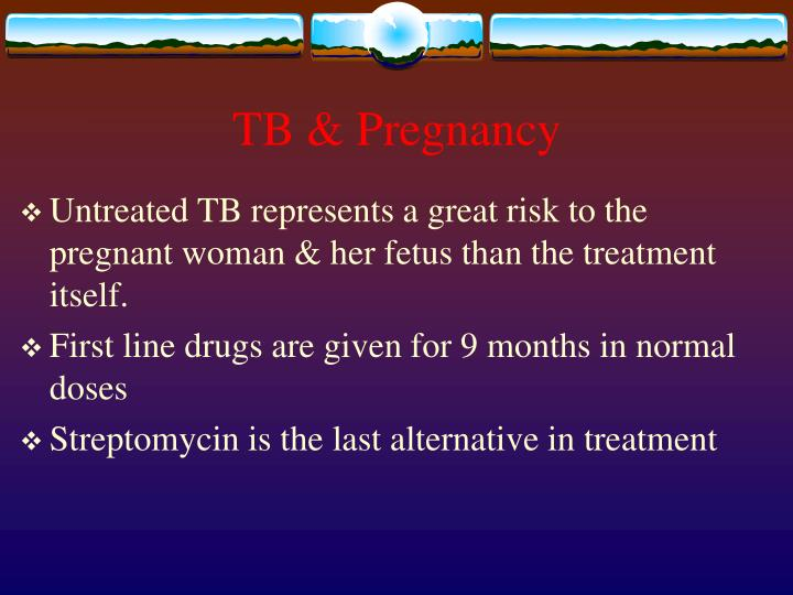 TB & Pregnancy