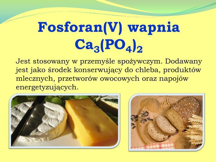 Fosforan(V) wapnia Ca