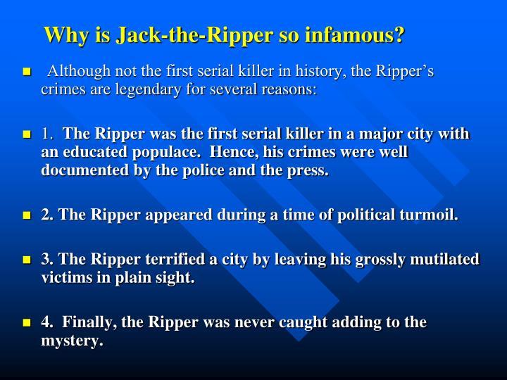 Jack the ripper  authorstream.