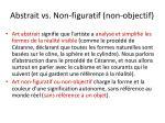 abstrait vs non figuratif non objectif1