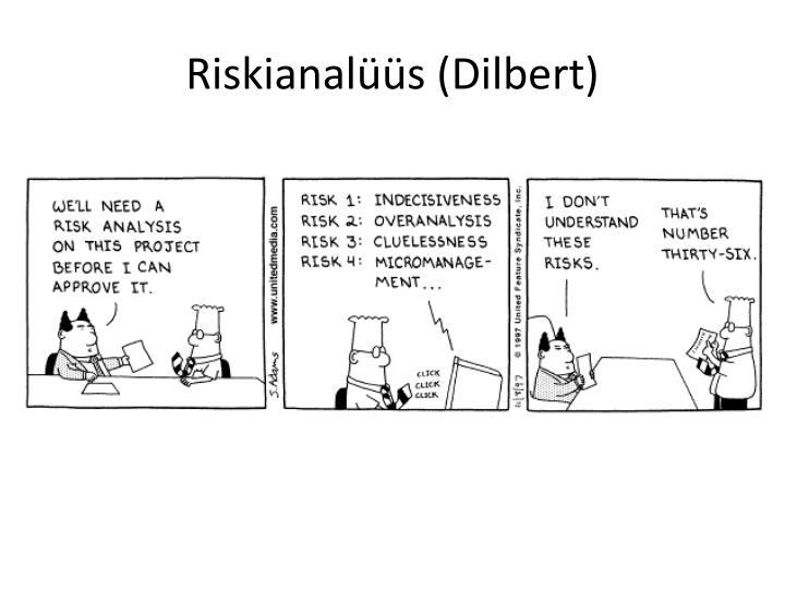 Riskianalüüs (Dilbert)