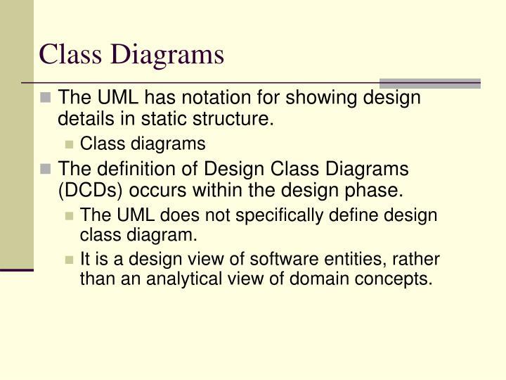 Ppt Uml Class Diagrams Powerpoint Presentation Id1997071