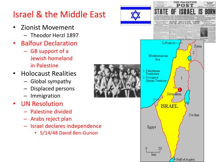 Israel & the Middle East