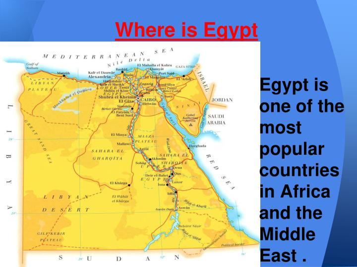 Where is Egypt