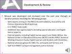 development review