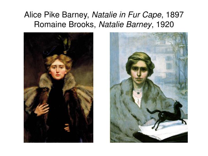 Alice Pike Barney,