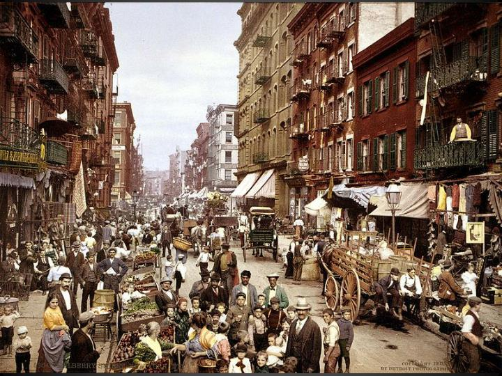 Chapter 7 immigrants and cities