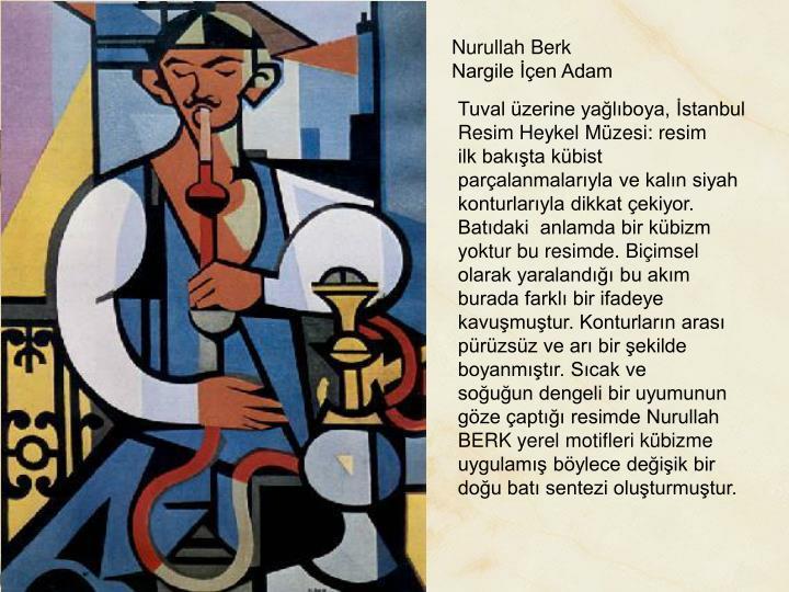 Nurullah Berk