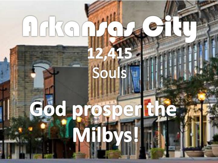 Arkansas City