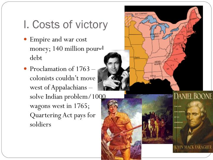 i costs of victory n.