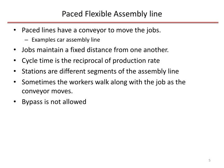 ppt flexible assembly line powerpoint presentation id 1999814