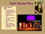popular dramatized stories