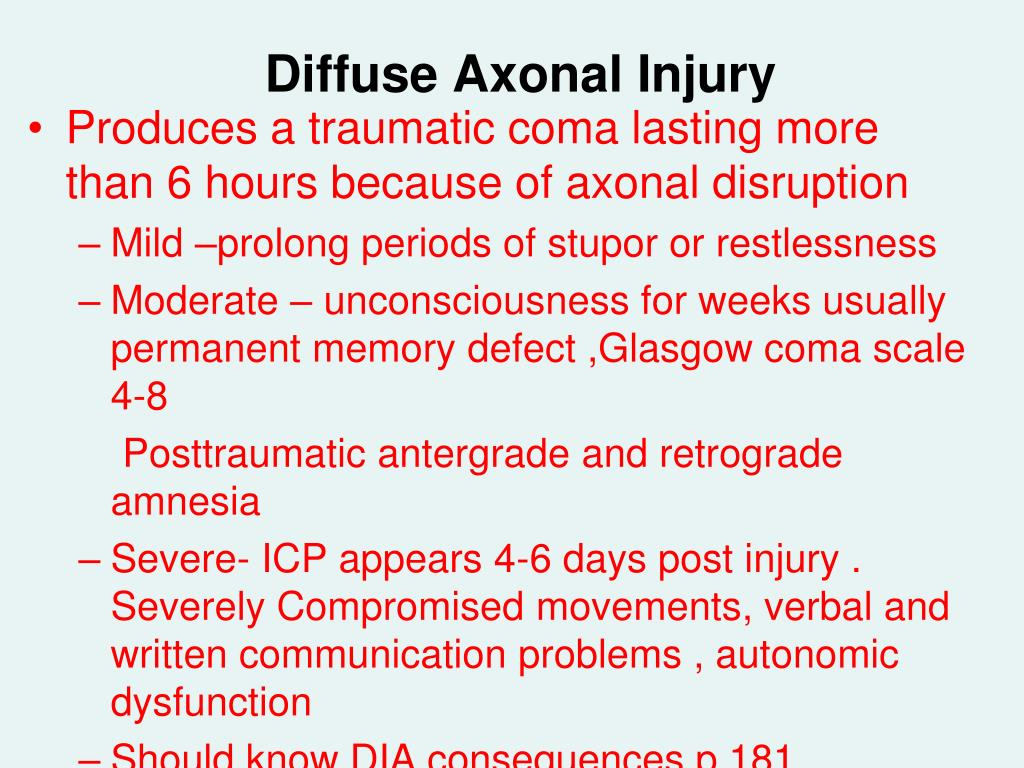 PPT - Alterations of Neurologic Function PowerPoint ...