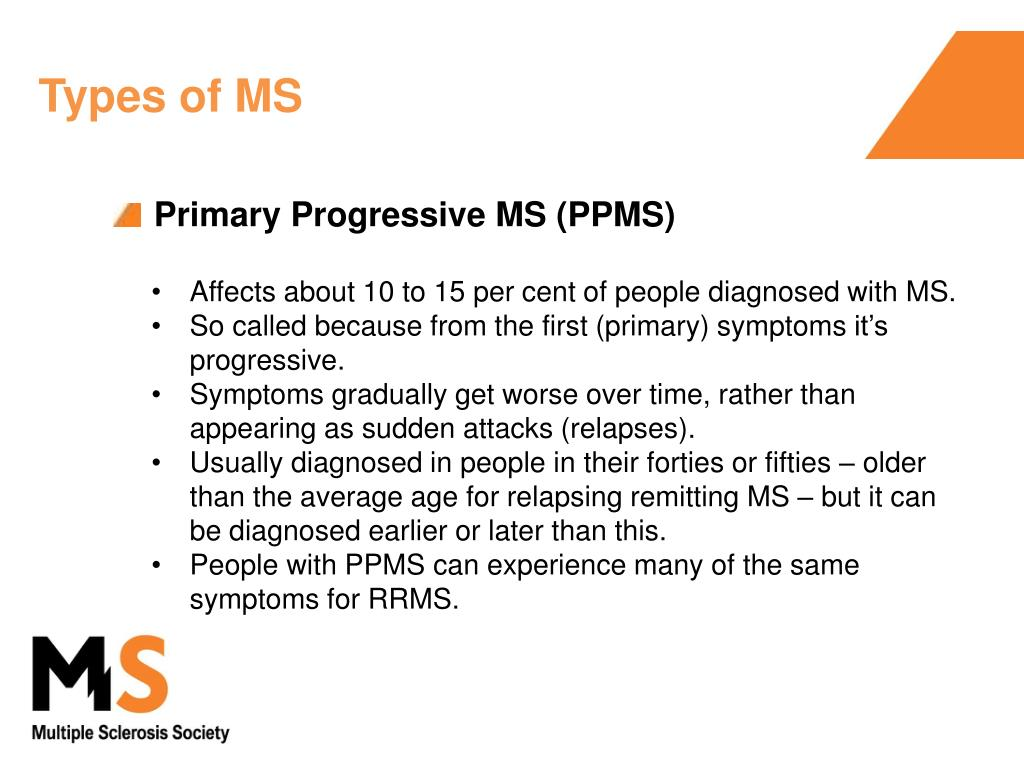 PPT - Multiple Sclerosis PowerPoint Presentation - ID:2000450