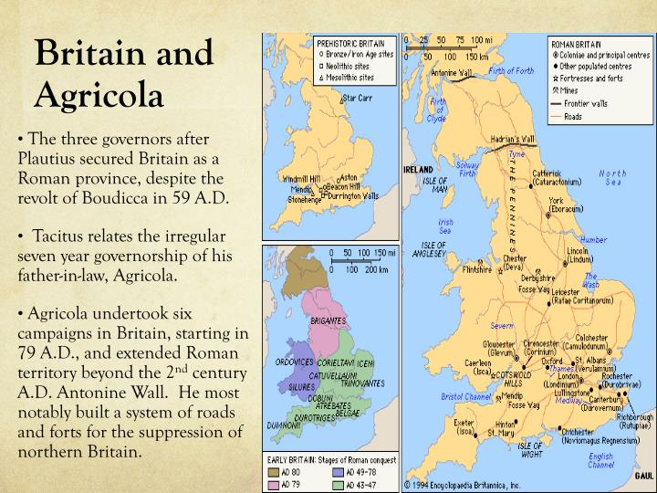 Britain and Agricola