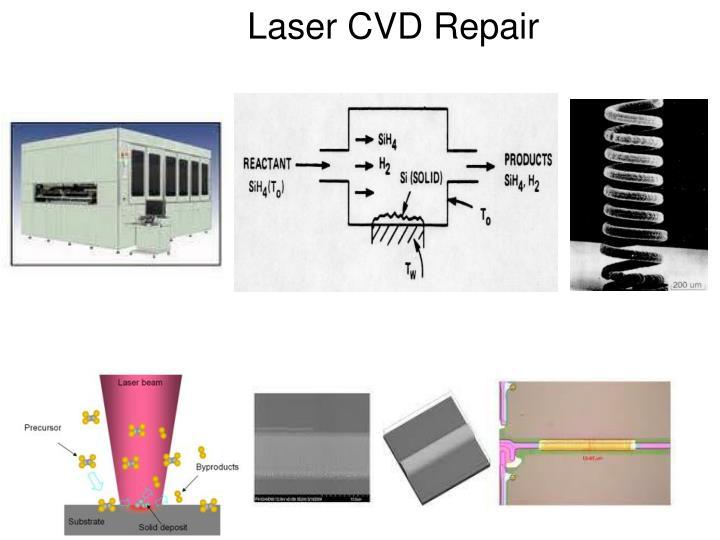 Laser CVD Repair