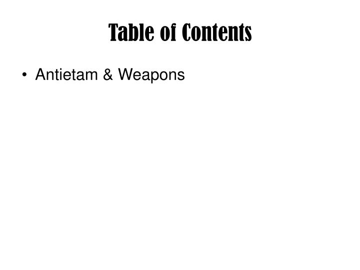PPT Table Of Contents PowerPoint Presentation ID - Table of contents in power point