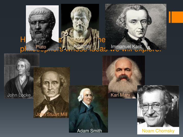 john locke and immanuel kant comparative Adam smith, immanuel kant comparative advantage efficient use of resources linked to the writings of john locke.