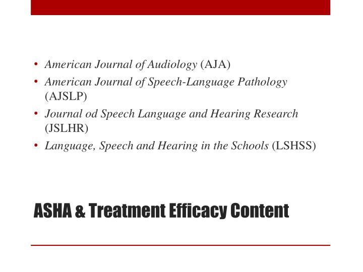 American Journal of Audiology