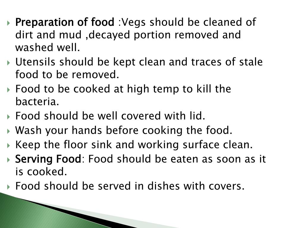 Ppt Food Spoilage And Preservation Powerpoint