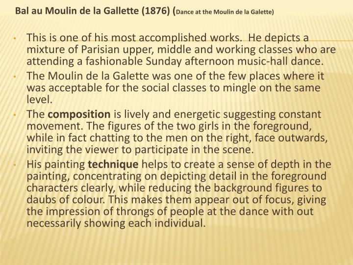 Bal au Moulin de la Gallette (1876) (