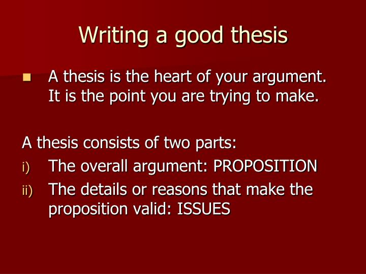 making a thesis presentation By making the link to the start of your thesis, you have now come full circle 28 once you have talked about the theoretical implications of your study, you should then talk  the powerpoint ppt presentation: how to write your thesis proposal is the property of its rightful owner.