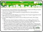 rencana monitoring dan evaluasi