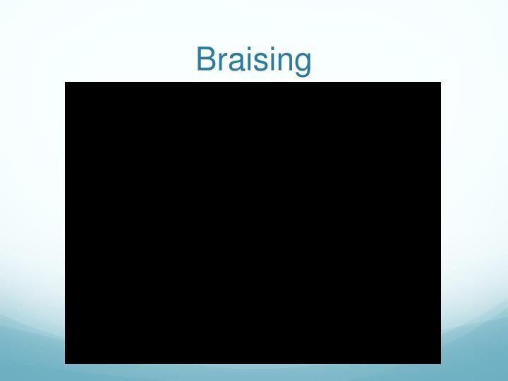 Braising