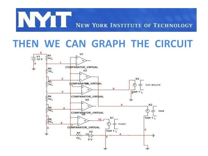 Then  we  can  graph  the  circuit