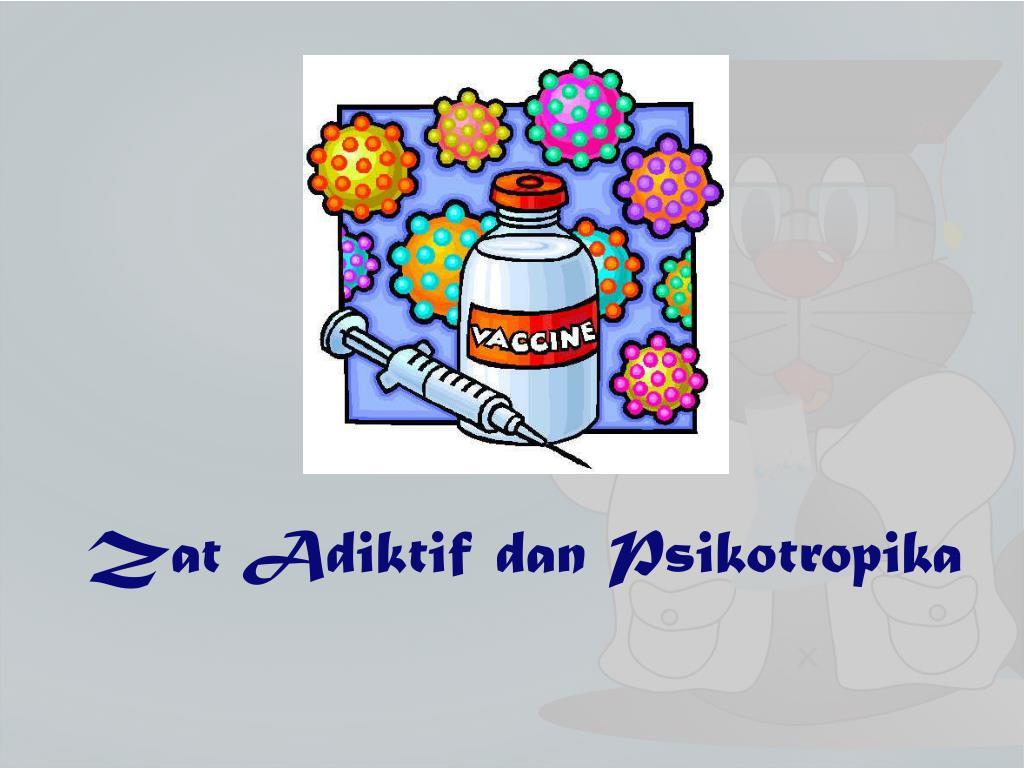 Ppt Zat Adiktif Dan Psikotropika Powerpoint Presentation Free
