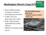 washington electric coop vt