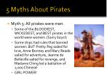 5 myths about pirates4