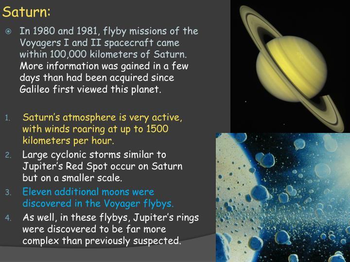 Saturn: