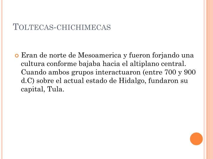 Toltecas-