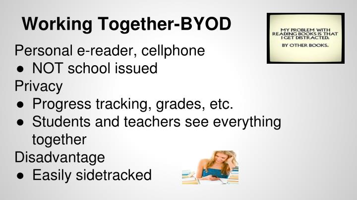 Working Together-BYOD