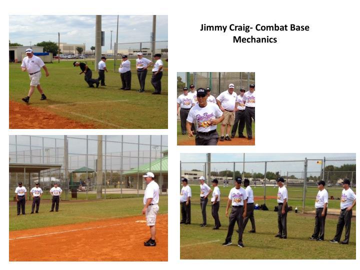 Jimmy Craig- Combat Base Mechanics