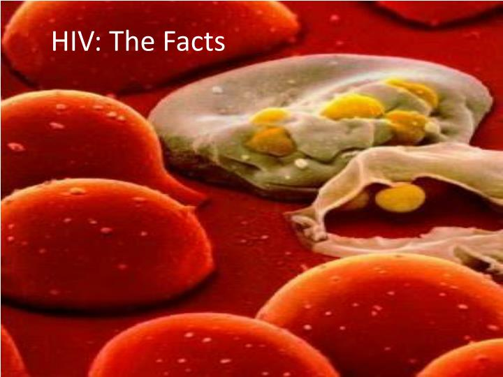 hiv the facts n.