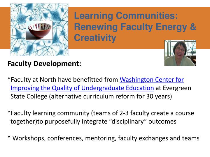 Faculty Development: