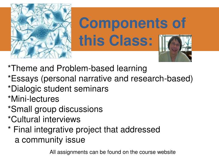*Theme and Problem-based learning