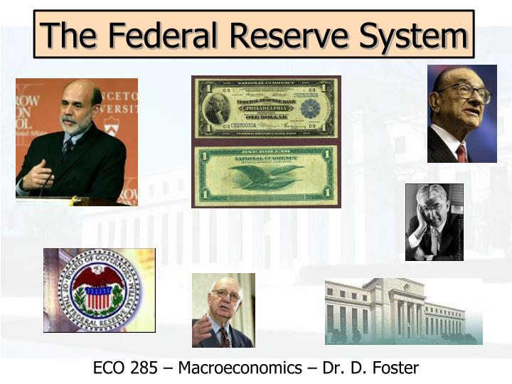 the federal reserve system n.