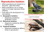 reproductive isolation2
