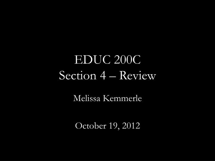 educ 200c section 4 review n.
