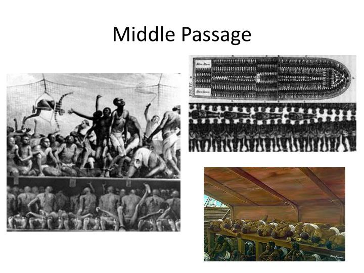middle passage n.