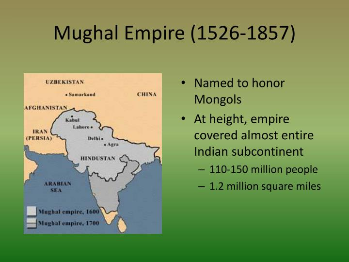 Ppt Central And Southern Asian Empires The Safavids