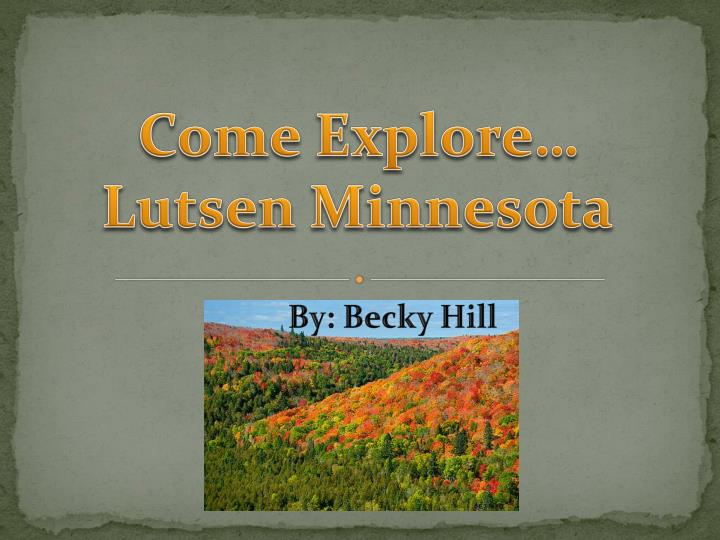 come explore lutsen minnesota n.