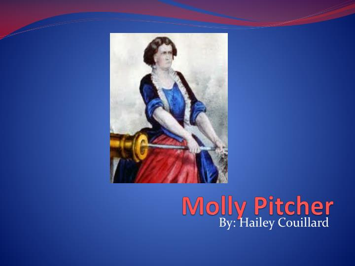 molly pitcher n.